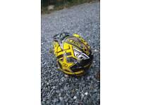 Crosser helmet large