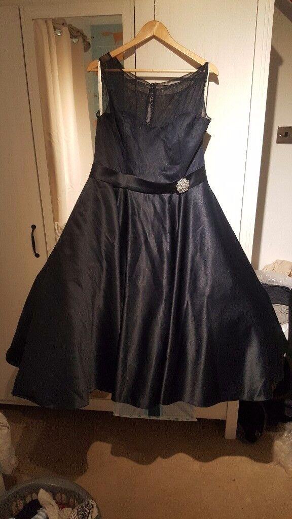 Angel B bridesmaid dress