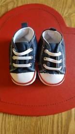 Boys 3-6 mths shoes