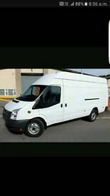 Man with a Van Services. Removals, Deliveries/Collections.
