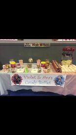 Candy Cart/Buffet Hire -£75