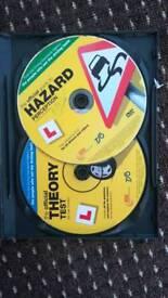 DSA THEORY AND HAZARD DVD