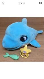 Club petz blu blu baby dolphin