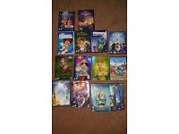 16 GENUINE DISNEY CD FOR SALE, ALL IN BOXES AND MINT CONDITION