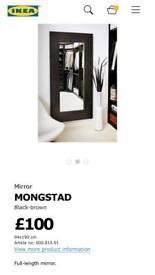 Ikea mongstad full length mirror