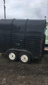 Rice horse box ***reduced must go today****