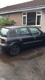 Renault Clio Diesel. Full MOT.