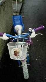 2 little bikes both like