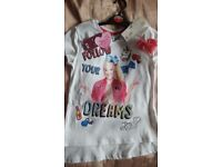 Girls age 8 JoJo Siwa t-shirt with tags