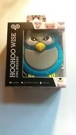 HooHoo Wise Wireless Bluetooth speaker NEW