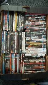 Box 75 dvds