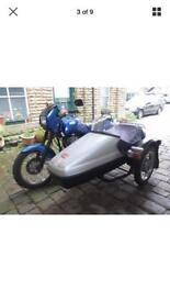Sidecar Wanted