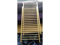 Wooden Cot Sides *Free to collect*