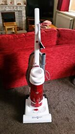 UPRIGHT VACUUM CLEANER 'HOOVER'