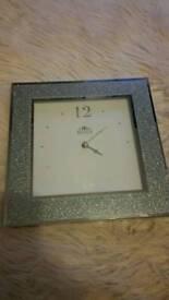 Large sliver clock