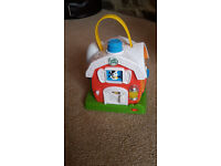 For sale used LeapFrog Sing & Play Farm