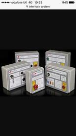 Gas interlock systems