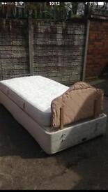 Very good condition full working order electric single bed only £50 good bargain call now
