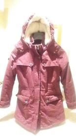 Mantaray women's winter coat size 12