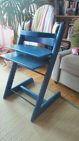 Stokke high chair with baby set