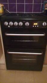 New gas oven. 5 weeks old.