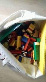 Big bag of lego