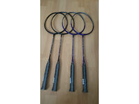 Apacs Nano Fusion Speed 722 Badminton racket (light weight)