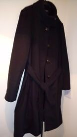 3/4 winter coat
