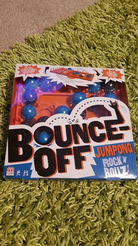 Bounce off