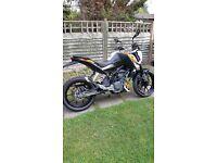 125 KTM Duke for sale