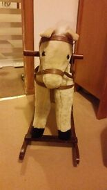 Kids rocking horse used but still in great working order