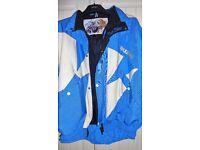 Suzuki thinsulate bike jacket