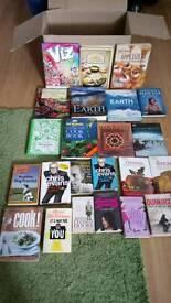 Books job lot