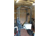 BodyMax CF475 Heavy, olympic barbell, 2 x collars and 140kg of weight plates - £500