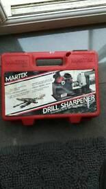 Martek drillbit sharpening kit