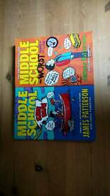 Middle School Books