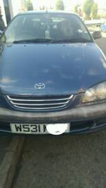 Toyota avensis 1.8 fully working look at @@ offers accepted