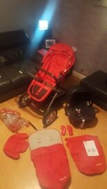 Mothercare My4 /Maxi Cosi travel system! Fantastic condition, bargain price!!!