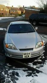 Hyundai Coupe for sale or swap