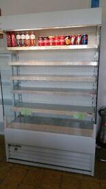 Upright display fridge great condition