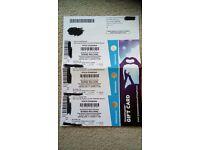 Robbie Williams Tickets 06/06/17 Southampton