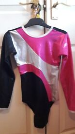 Size 3a to fit age 10-12 years Pink/Bkack/Silver never worn paid £28 for sale for £18