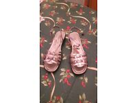 Ladies Shoes new size 7