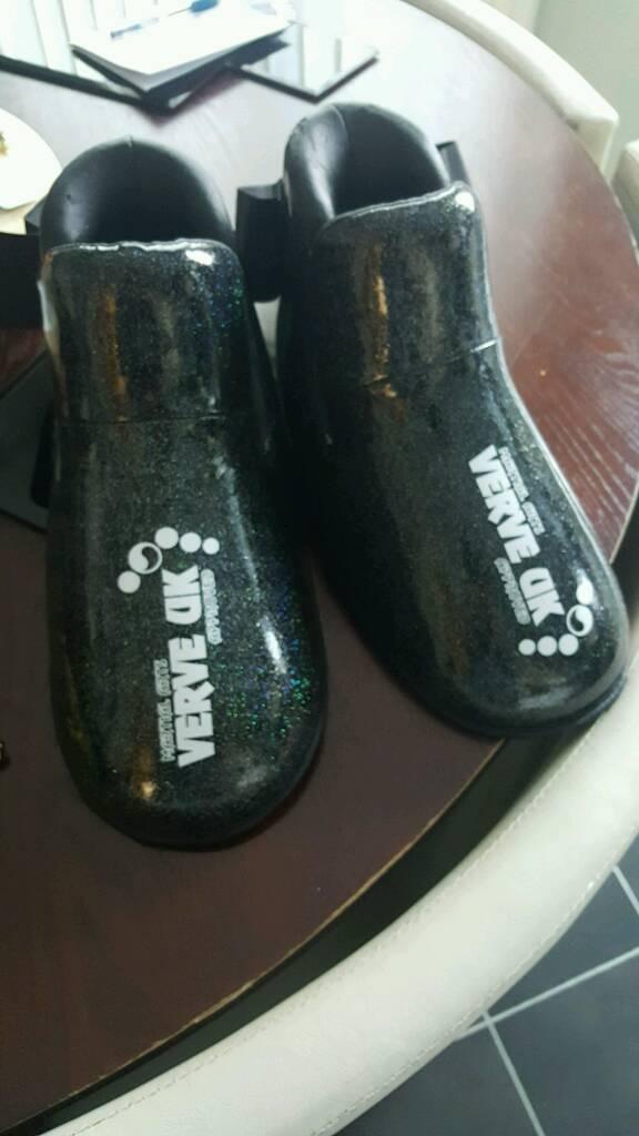 Martial arts verve footwear