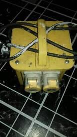 3.3 kva transformer block