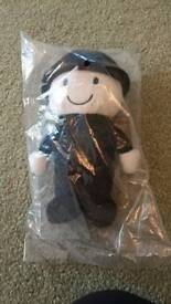 Homepride flour Fred bean toy in original packaging in mint condition