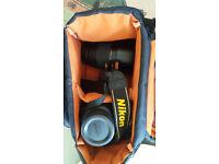 Nikon D3100 Starter DSLR kit.