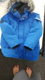 Boys coat age 6 to 7