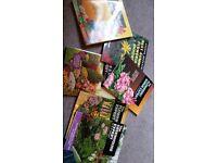 Expert gardening books