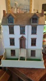 Dolls House willow Cottage and basement